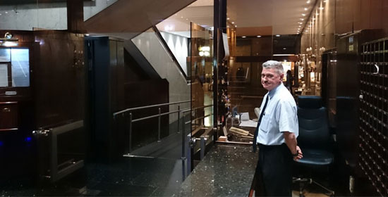 Personal para control de accesos en Valencia