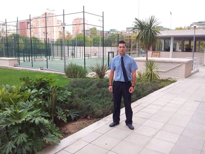 Conserje en Valencia