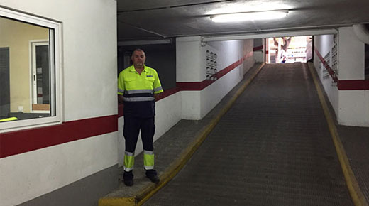Garajista en Valencia